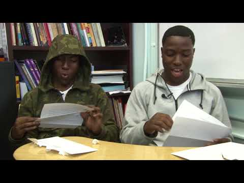 Bronx Collaborative High School's First Graduating Class (Long Version/Rough Cut)