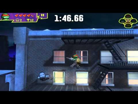 TMNT Shell Shock, Игры для мальчиков, черепашки ниндзя