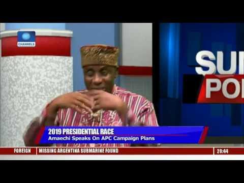 I Am Confident APC Will Win 2019 Election - Ameachi Pt.1 |Politics Today|