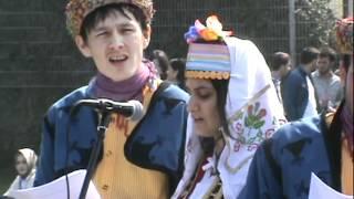 Navruz Celebration at Istanbul Şehir University.