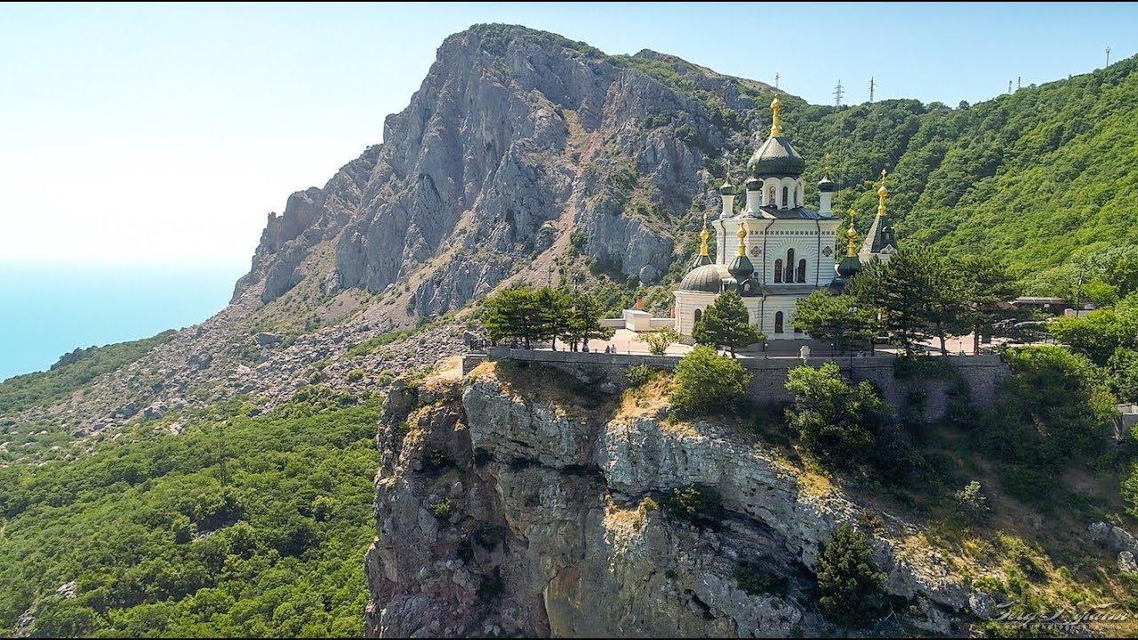 фотографии, красивые картинки форосской церкви этом