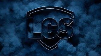 Week 9 Day 3   LCS Spring Split (2020)
