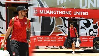 ขุนพลกิเลนผยอง เอสซีจีเมืองทองฯ เดินทางฝึกซ้อมแคมป์กิเลนวัลเลย์ เขาใหญ่ เตรียมทีม v บุรีรัมย์ FA CUP