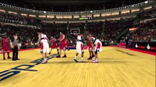 NBA 2k12 My Player Ep.6 - Losing Streak Continues