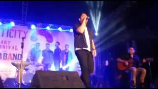 ADA Band - Masih (Sahabatku, Kekasihku) @Konser Akustik Citra Grand Semarang