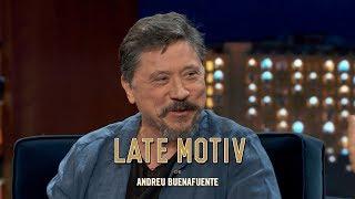 LATE MOTIV - Carlos Bardem. Mongo Blanco | #LateMotiv555