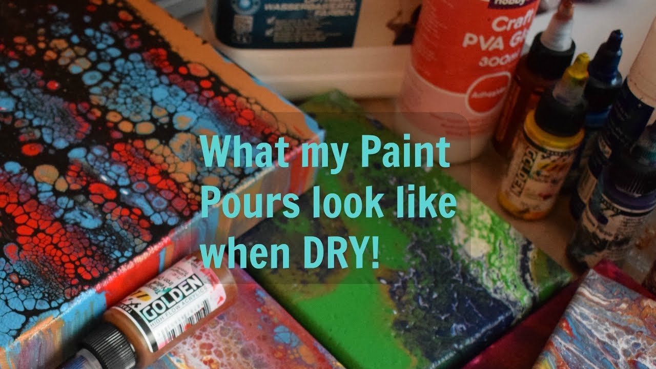 How to dry the varnish