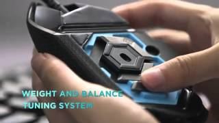 Logitech G502 Proteus Core Tunable Gaming Mouse with Fully Customizable Surface, Weight and Balance