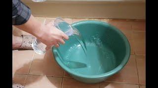중성세제 손세탁 ( 일반 합성섬유 옷, 구스다운 패딩옷…