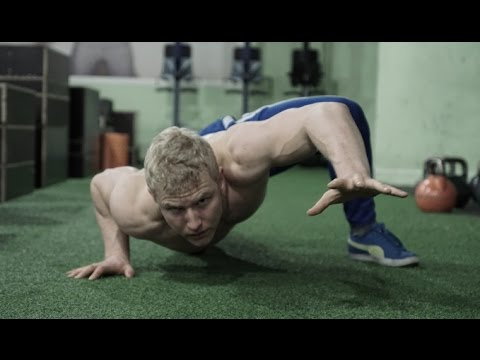 Conor McGregor Inspired Workout Routine