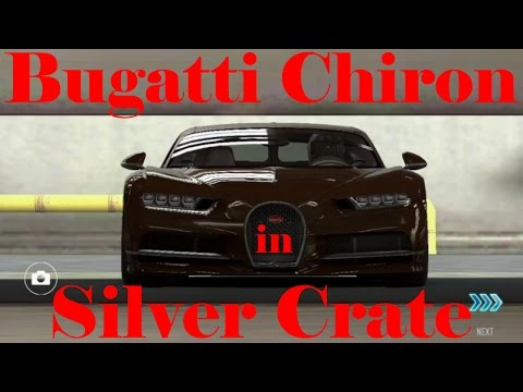 CSR Racing 2 | Bugatti Chiron available in Silver Crate! Go Grab It !!!!!