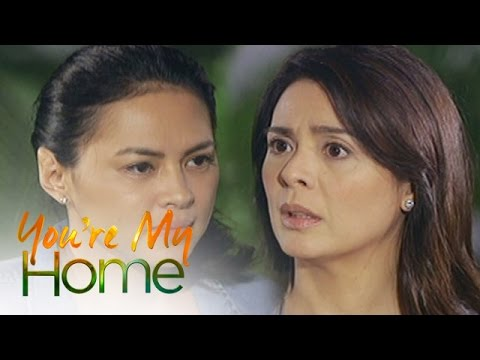 You're My Home: Roni talks to Marian