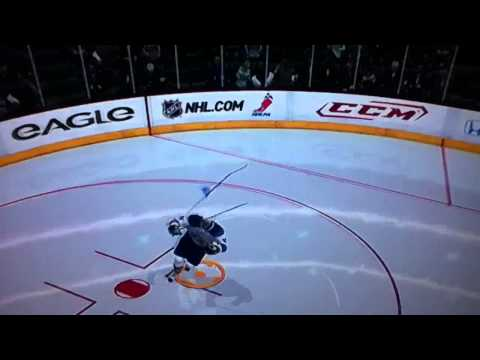 Sick NHL 11 Dangle Goal And One-Timer