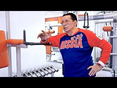 Дубинин В.И. - Почетный Президент ФББР про упражнения, питание и образ жизни.