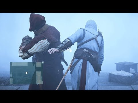 Assassin's Creed Unity Altair`s Outfit & Danton's Sacrifice Ultra Settings thumbnail