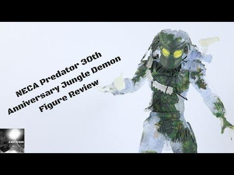 NECA Predator 30th Anniversary Jungle...