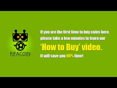 Fast & Safe to Buy FIFA 15 Coins   Players Auction Trade Method Guide