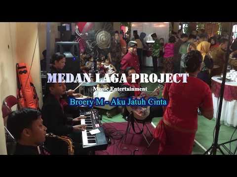 Broery Marantika - Aku Jatuh Cinta (cover) By Medan Laga Project
