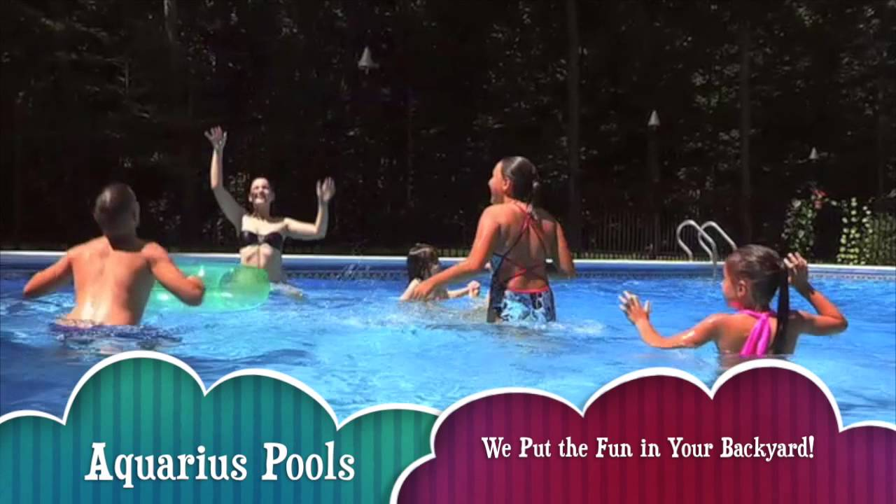 Aquarius Pool U0026 Patio
