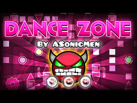 Geometry Dash [2.0] (Demon) - Dance Zone by ASonicMen | GuitarHeroStyles