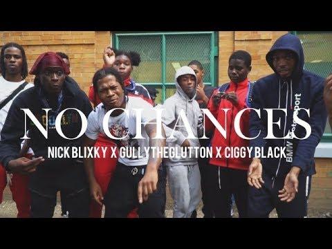 Nick Blixky X Tiptop Hb X Ciggy Black No Chances Shot By