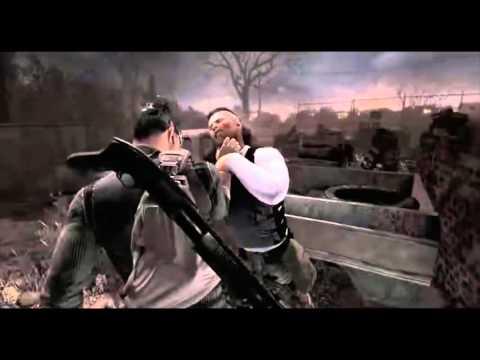 Splinter Cell Conviction-Interrogations / Torture Scenes Part-5 HD