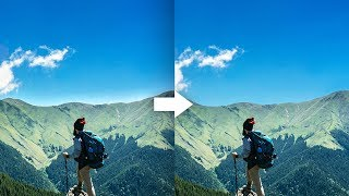 The Easiest Way to Remove Halos in HDR Images with Photoshop in Just 2 Minutes! Learn to use simple techniques of selection, cloning, and masking to cover ...