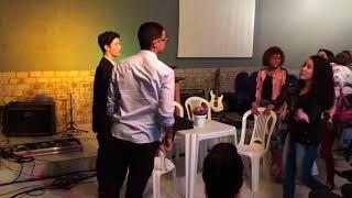 Peça Dia Dos Pais - Brasil Para Cristo (2017)