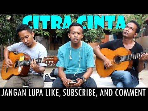 Citra Cinta - Rhoma Irama (cover) Gitaris Bima Tunanetra | Akustik