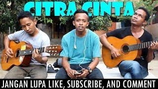 Citra Cinta (cover) Gitaris Bima Tunanetra | Akustik