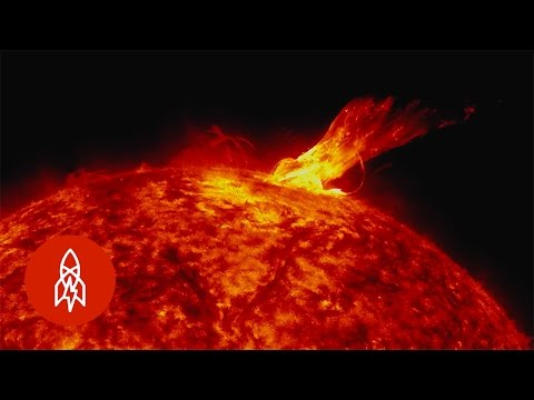 The Life and Death Stakes of Weather in Space | That's Amazing