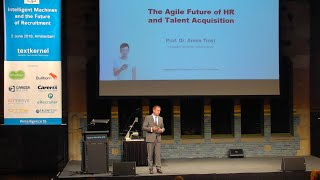 The Agile Future of HR and Talent Acquisition - Prof. Dr. Armin Trost
