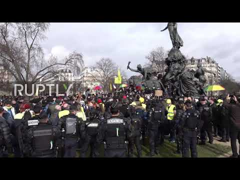 France: Fresh protest against Global Security Bill hits streets of Paris