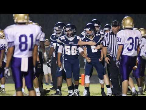 Walker Harris 2020 QB 2016 Freshman JV Season Highlights at Heritage High School