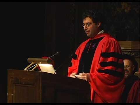 62nd University of Chicago Hillel Latke-Hamantash Debate 2008 (Libenson Intro Part 2)