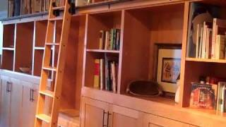 Smart Spaces: Rolling Library Ladder.mp4