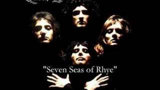 Queen - Queen II - Seven Seas of Rhye