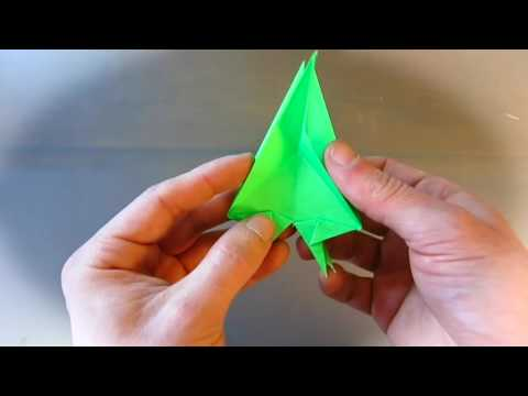 Wings Of Fire Origami Dragon Youtube