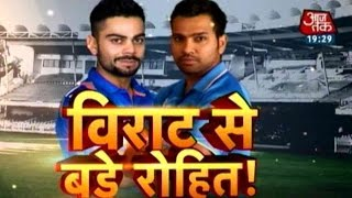 Rohit Sharma's Success Gives India An Alternative To Virat Kohli