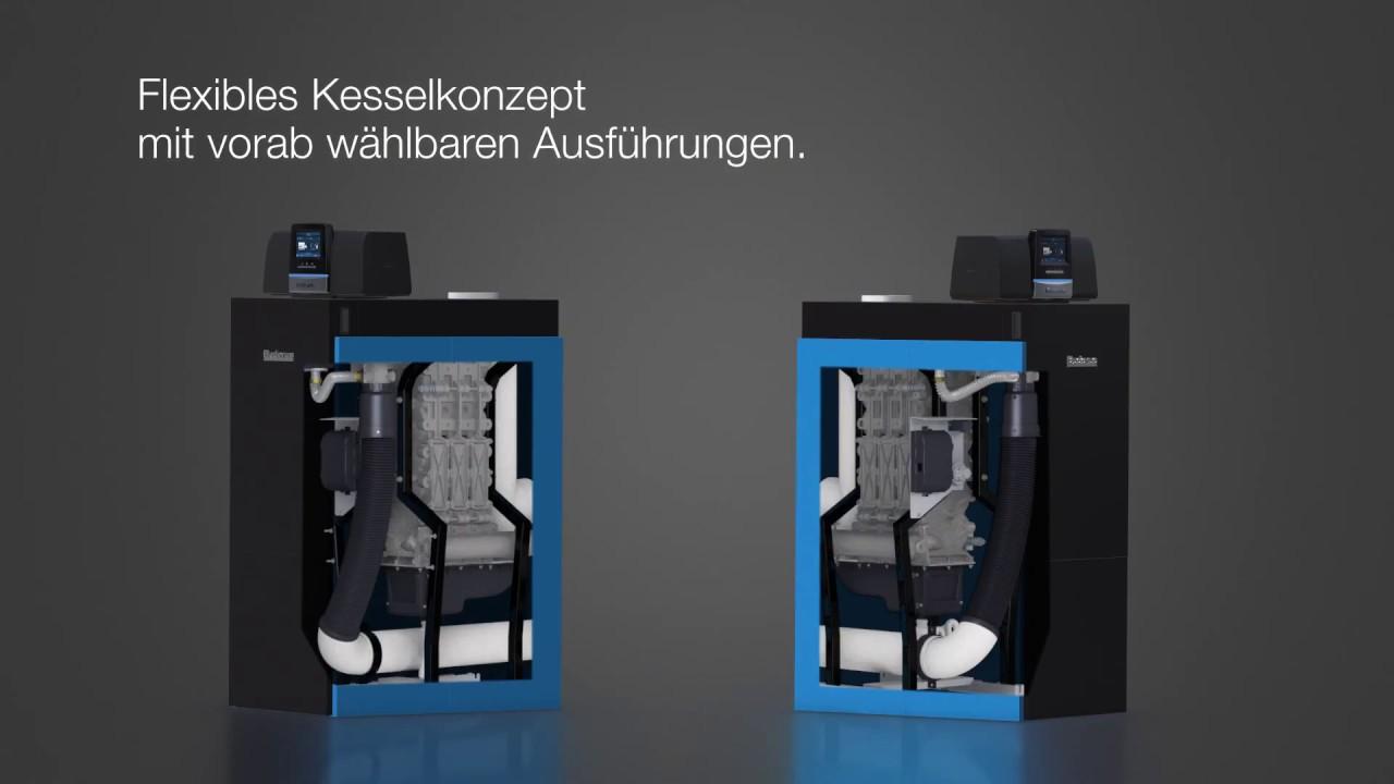 Buderus Logano plus KB372 - Gas-Brennwertkessel - Heizung - Buderus ...