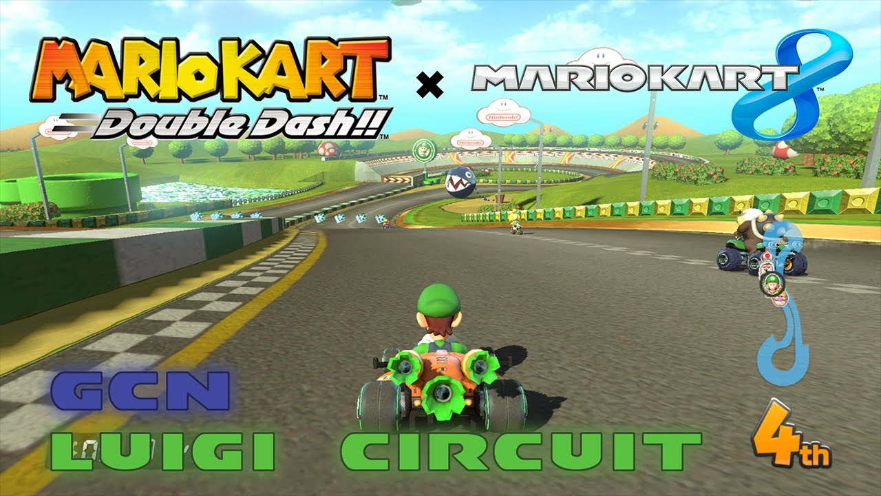 mario kart double dash tracks ranked