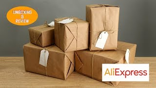 Cheapest products!! AliExpress Haul (India) #1 | Unboxing & Review #1
