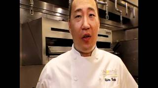 Chef Akira Back On The Food Network's The Best Thing I Ever Ate.