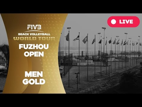 Fuzhou Open - Men Gold - Beach Volleyball World Tour
