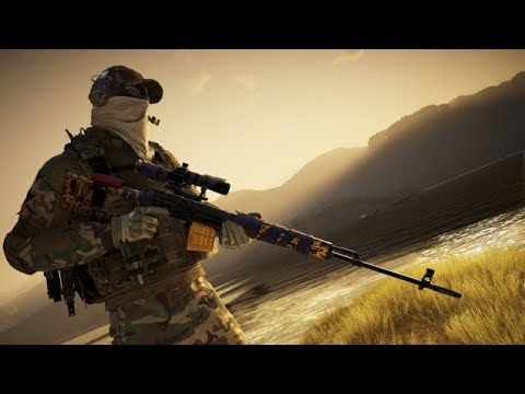 NEW SNIPER CLASS UNLOCK | GHOST RECON MULTIPLAYER
