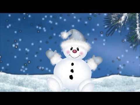 Снеговик. Песенка для самых маленьких. Наше всё!
