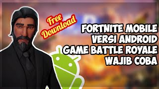 Solution to Download Fortnite Mobile on Android version Plagiat | Pending the official release
