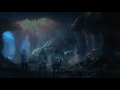 Journey to the Center of the Earth trailer