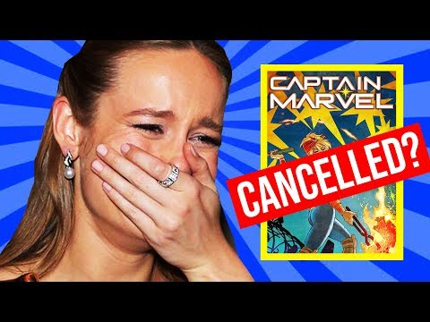 CAPTAIN MARVEL COMIC SALES CRUMBLING !!! BRIE LARSON CAN'T SAVE THE FAILING SJW COMIC BOOKS.