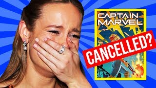 CAPTAIN MARVEL COMIC SALES CRUMBLING !!! BRIE LARSON CAN'T SAVE THE FAILING SJW COMIC BOOKS.